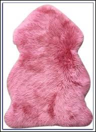 pink sheepskin rugs pink sheepskin rug rugs home decorating ideas pink sheepskin rug john lewis
