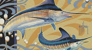 guy harvey rugs for anglers and sea