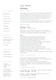 General Contractor Resume Sample Letter Resume Directory