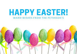 Easter Greeting Card Template Fascinating Customize 48 Easter Card Templates Online Canva