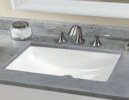 undermount square bathroom sink. How To Choose A Bathroom Sink Types And Styles Undercounter Sinks Undermount Square W