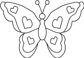 Printable Coloring Pages Of Flowers And Butterflies Butterflies Coloring Pages Colouring Pages For Butterfly