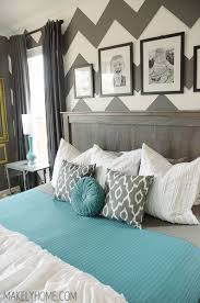 Chevron Bedroom Ideas 3