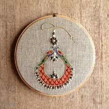 jewel hoops royal tika from the exclusive home decor and home