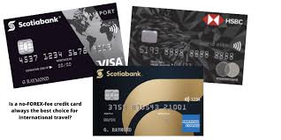 Best credit card for international use. Is A No Forex Fee Credit Card Always The Best Choice For International Travel Packing Light Travel