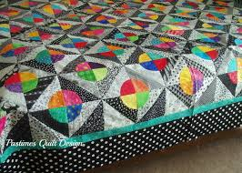 Circle Quilt Patterns Fascinating Quilt Patterns For Circles Cafca Info For