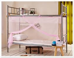 Hot New Bed canopy Lace Mosquito net for double bed 1.0 1.2M School ...