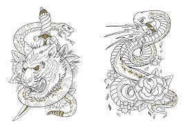 Small Picture Coloring Book Tattoo Coloring Book Coloring Page and Coloring