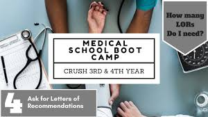 How To Ask For Letter Of Recommendation Residency Letters Of Recommendation For Residency Medical School Boot Camp