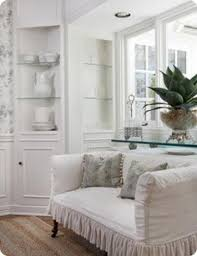 decorating with slipcovers