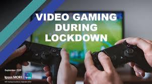 Video gaming during Covid-19 lockdown (A Ipsos Mori Q1-Q2 report) - ISFE