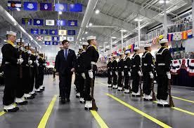 Recruit Training Command Graduation