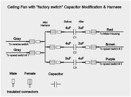 ceiling fan capacitor wiring trusted diagrams