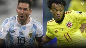 Argentina vs. Colombia: time, line-ups ...