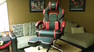 topsky racing computer gaming chair unboxing and review