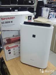 <b>Климатический комплекс Sharp KC-D61RW</b> новый купить в ...