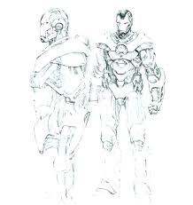 Ironman Coloring Pages Free Printable Coloring Pages Iron Man