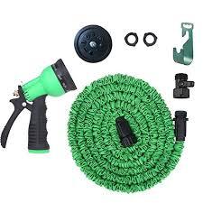 expanding garden hose. Plastic Connectors Expandable Garden Hose By Lovelygarden \u2013 50ft Green- The Best Expanding For All X