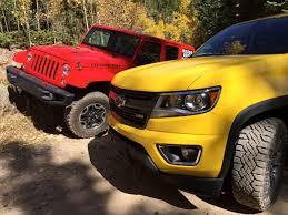Chevy Colorado Z71 Trail Boss Tackles Colorado Rockies as Jeep ...