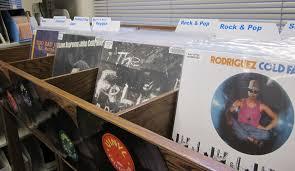 Urbana <b>Free</b> Library Debuts New <b>Vinyl Collection</b>   Illinois Public ...