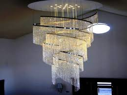 image of modern chandeliers for living room