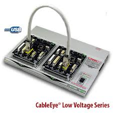 low voltage continuity cable harness testers cableeye low voltage series cable and wire harness testers