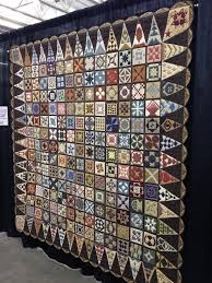 dear jane | East Dakota Quilter & My Time with Jane by Miriam Bruening, displayed at the Madison Quilt Expo,  September Adamdwight.com