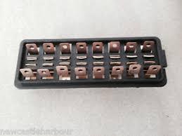 vw splitscreen t2 fuse box 8 fuse 1960 67 best quality type 2 image is loading vw splitscreen t2 fuse box 8 fuse 1960