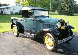 BEAUTIFUL 1931 FORD Model A Roadster (Convertible) Pickup Truck ...