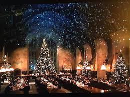Christmas at Hogwarts Wallpapers - Top ...