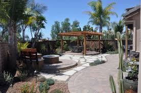 backyard design san diego. Wonderful Diego Backyard Landscape Design After Throughout San Diego A