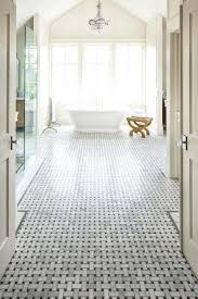 marble basketweave tile. Marble Basketweave Tile Floor This Bathroom Used White Mosaic With Basket Weave Design On The