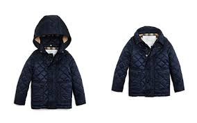 Burberry Quilted Jacket | Bloomingdale's & Burberry Unisex Quilted Hooded Jacket - Baby - Bloomingdale's_2 Adamdwight.com