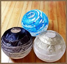 Rijstpapieren Lamp Verven Home Ideeën