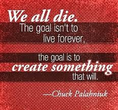 Quotes For Life And Death Fascinating We All Die Quote Picture