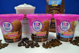 Brewed coffeegood for 8 servings cold beverage. Introducing Dunkin Donuts Coffee Inspired Ice Cream Flavors From Baskin Robbins Dunkin