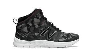 new balance grey shoes. new balance 811v2 mid-cut graphic trainer grey shoes o