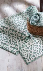 Matchy-matchy can be a great thing for your bathroom! Match your Thick and
