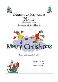 christmas certificates templates certificate template free edit fill sign online handypdf