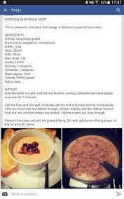 biltong mushroom soup winter meals winter food biltong dinner club lasagna