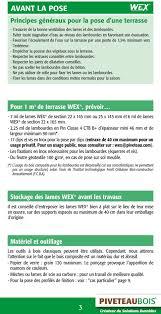 Lames De Terrasse Bois Composite Guide Technique Pdf