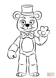 Foxy Coloring Pages Mangle Print From Five Nights At 2 Astoriao Win