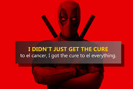 Deadpool Quotes Best 48 Epic Quotes By Deadpool That Prove He Is The Most Badass And Most