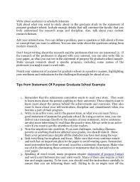 Graduate School Statement Of Purpose Format Weareeachother Coloring