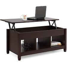 lift top coffee table with storage. Modern Lift Top Coffee Table W/ Hidden Storage - Espresso With S