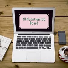 welcome to the nj nutrition job board