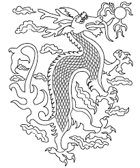 Small Picture Great Chinese Dragon Coloring Pages 94 With Additional Coloring