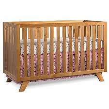 Child Craft™ SOHO 4 in 1 Convertible Crib in Natural BABY