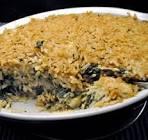brown rice florentine