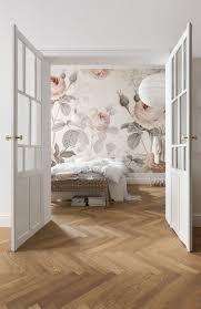 Bloemen La Maison Home And Garden Slaapkamer Behang Ideeen